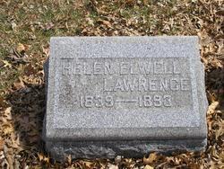 Mary Helen <i>Elwell</i> Lawrence
