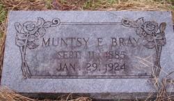 Munsy E. Bray