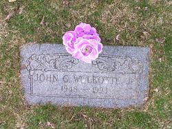 John G. Wolkotte, Jr