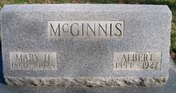 Mary Walton <i>Hathaway</i> McGinnis
