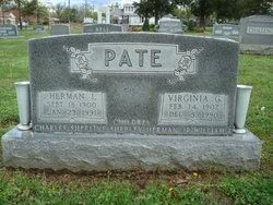 Herman Irvin Pate