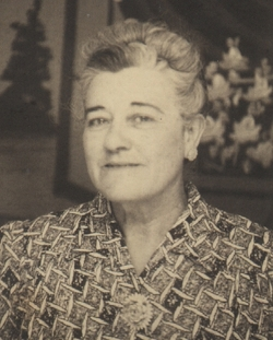Lillie Elzy May <i>Wise</i> Alm