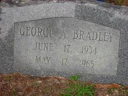 George A Bradley