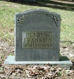 Henry Francis H. Bilbo Franklin