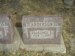 Florence Elizabeth Anderson