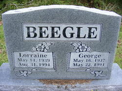 Anita Lorraine <i>Calcott</i> Beegle