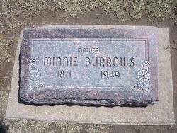 Minnie <i>Nordyke</i> Burrows