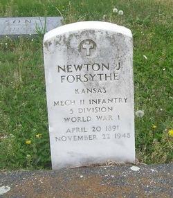 Newton Justina Forsythe