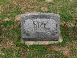 Donald Dice