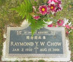 Raymond Y Chow