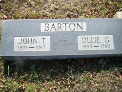 John Thomas Barton