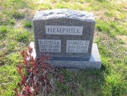 Samuel Cary Hemphill