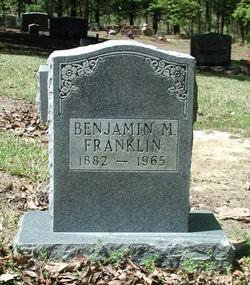 Benjamin Malachi Ben Franklin