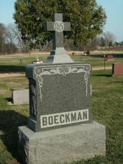 Conrad Boeckman