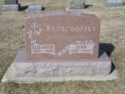Elizabeth <i>Mueller</i> Broschofsky