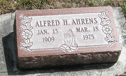 Alfred Herman Ahrens