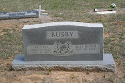 James Ray Busby, Sr
