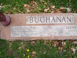 Col Heydon Buchanan