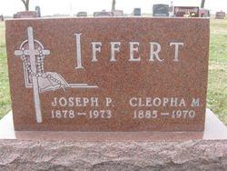 Cleopha Mary <i>Schulte</i> Iffert