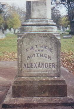 George Jones Alexander