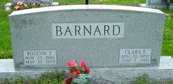 Clara Ellen <i>Grove</i> Barnard