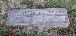 Ahijah Goldsmith Hinshaw