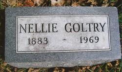 Nellie <i>Matheny</i> Goltry