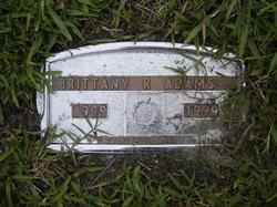Brittany Paige Rowe Adams