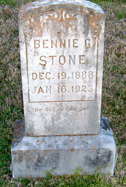 Bennie G Stone
