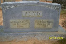 Mary <i>Morgan</i> Boyd