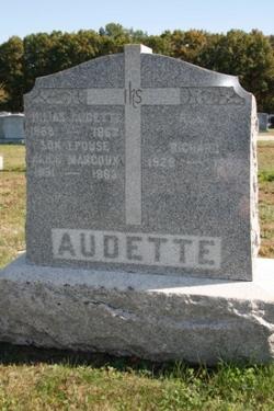 Alice <i>Marcoux</i> Audette