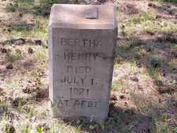 Bertha Henry