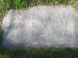 Raymond Oliver Barnum
