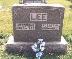 Rev Robert W Lee