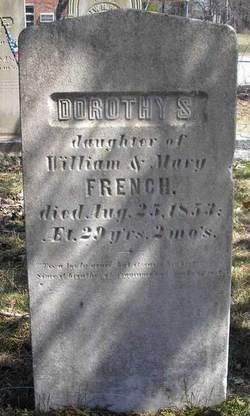 Dorothy S. French