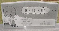 Ed J Brickey