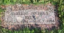 Lurlene <i>Nichols</i> Belt