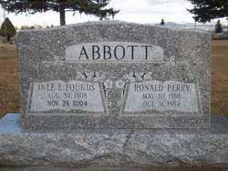 Inez Elizabeth <i>Founds</i> Abbott