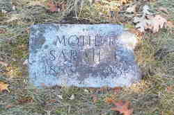 Sarah Elizabeth <i>Davis</i> Brackett
