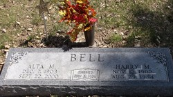 Alta M <i>Bell</i> Bell