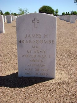 James Hooker Jim Branscombe, Sr