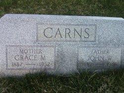 John W Carns