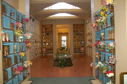 Chapel of the Light Columbarium