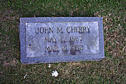 John M Cherry