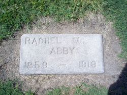Rachel Miranda <i>Elliott</i> Abby