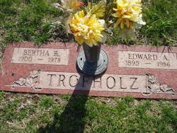 Bertha E. <i>Ingold</i> Trofholz