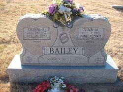 Nina Mary <i>Copeland</i> Bailey