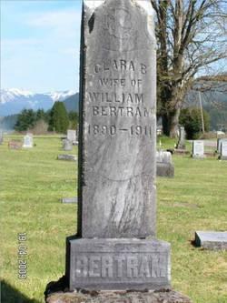 Clara B Bertram