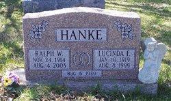 Lucinda F. <i>Post</i> Hanke