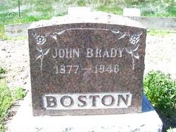 John Brady Boston